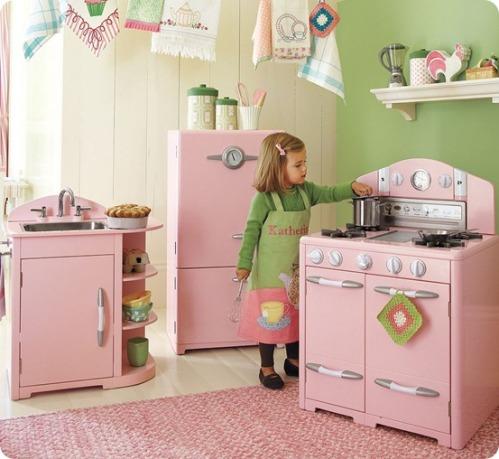 Pink-Retro-Kitchen-Collection